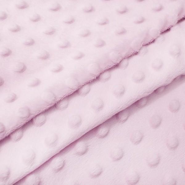 Плюш Минки, размер: 45х50см, цвет: розовый