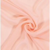 Шифон светлый персиковый, размер 70х50 см арт. shi1099
