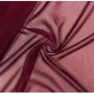 Шифон бордовый, размер 70х50 см арт. shi149