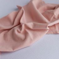 Трикотаж хлопок, цвет: персиковый, арт.tr015