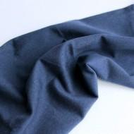 Трикотаж хлопок, цвет: темно - синий, арт.tr017