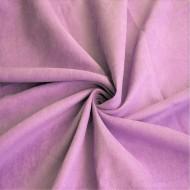 Искусственная замша для обложек,  цвет: сирень, zam-24