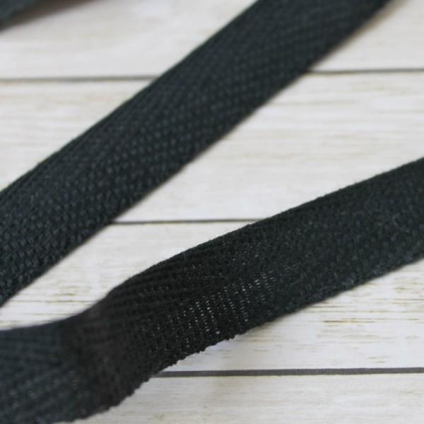 Лента киперная, ширина: 2 см, длина 50 см, цвет: черный