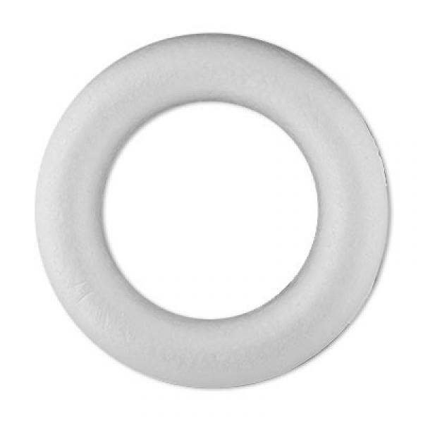 Заготовка пенопластовая Кольцо,  25 см
