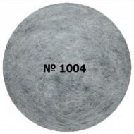 Шерсть для валяния 1 грамм, Кардочес арт.K1004