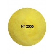 Шерсть для валяния 1 грамм, Кардочес арт. K2006
