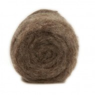 Шерсть для валяния 1 грамм, Кардочес арт. K1116