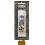 Восковая  паста Prima Marketing, Art Alchemy - Metallique Wax - Vintage Gold, 20 мл