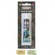 Восковая паста Prima Marketing, Art Alchemy - Opal Magic Wax - Green Brocade, 20 мл