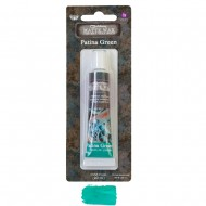 Восковая паста Prima Marketing, Finnabair Wax Paste - Patina Green, 20 мл