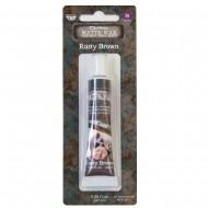 Восковая паста Prima Marketing, Finnabair Wax Paste - Rusty Brown, 20 мл