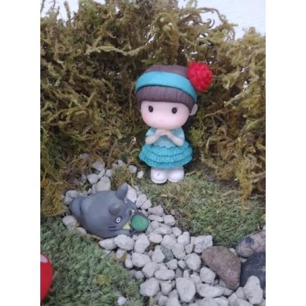 Набор для создания мини-сада (флорариум)