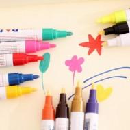 Маркеры, ручки, перья для каллиграфии