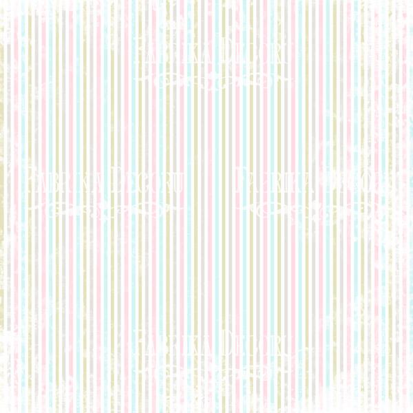 """Лист двусторонней  бумаги 30*30  из коллекции """"Shabby garden"""" от Фабрики Декору, SG3"""